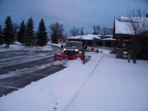 Snow Plowing Stillwater MN
