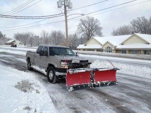 Snow Plowing Stillwater MN